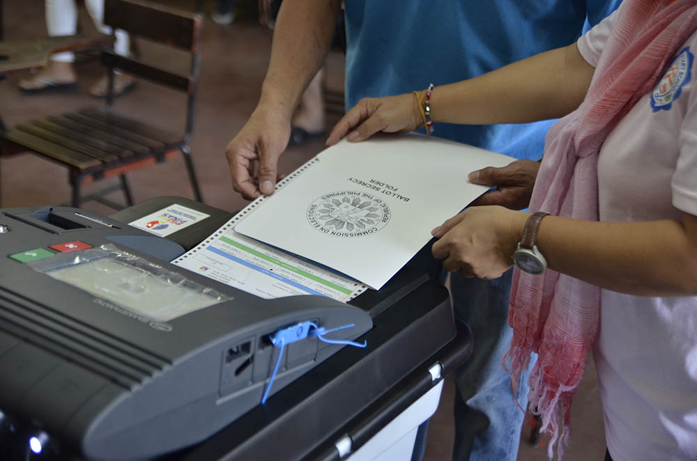 Philippines Elections 2016 - Smartmatic