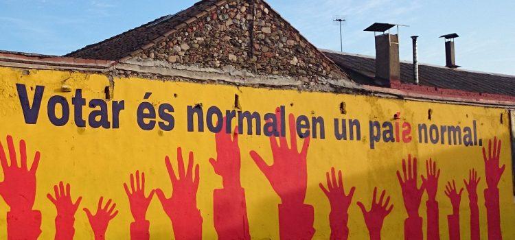 Catalanes en el extranjero se acercan más al voto electrónico
