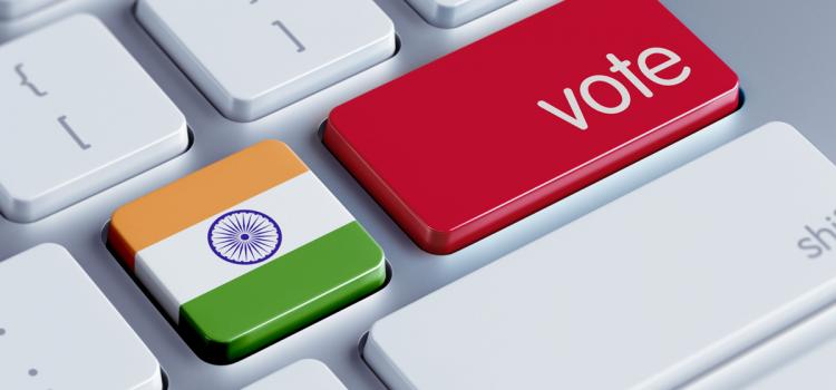 India impulsa propuesta para el desarrollo de máquinas de voto electrónico