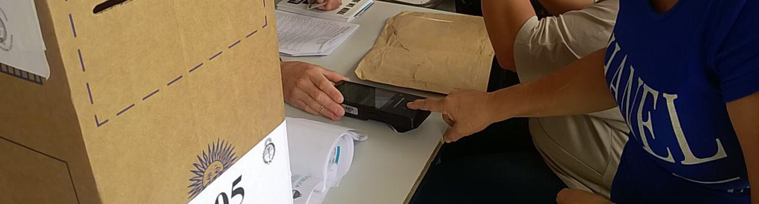 Biometric technology successfully deployed in Argentina