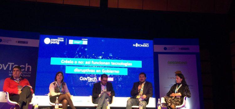 Smartmatic presenta sus soluciones innovadoras en el Campus Party Colombia