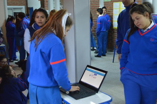 Argentina - students