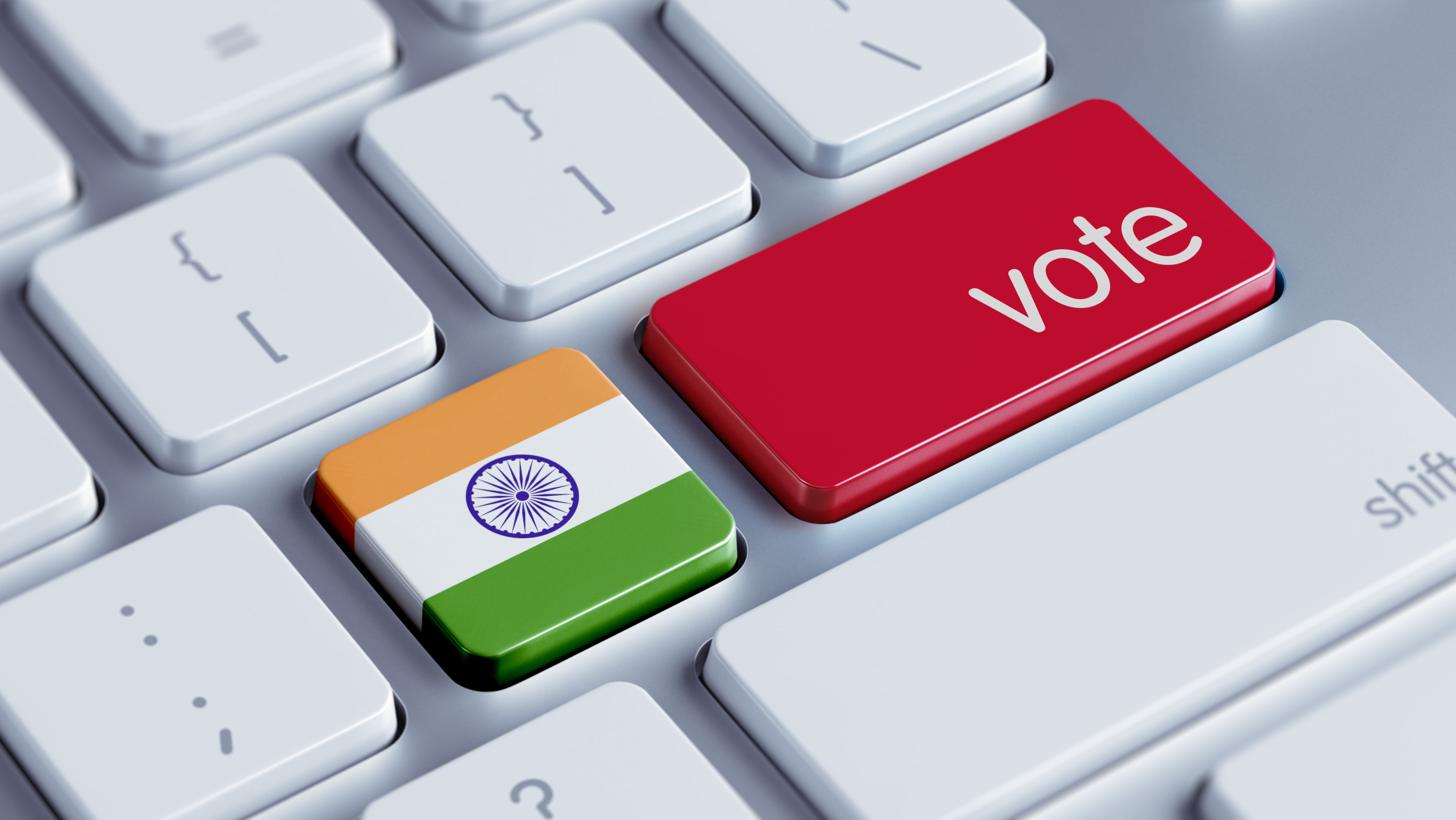 electronic vote - india