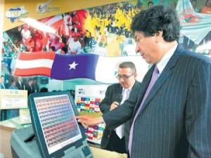 electronic voting honduras