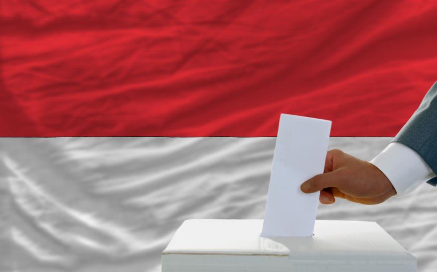 Indonesia planea implementar el voto electrónico en 2019