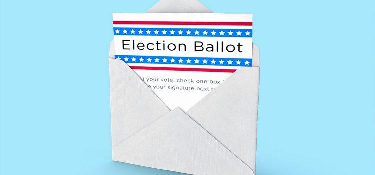 Fechas topes para votación por correo en los Estados Unidos