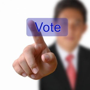 Electronic voting is widely accepted among the Peruvian population