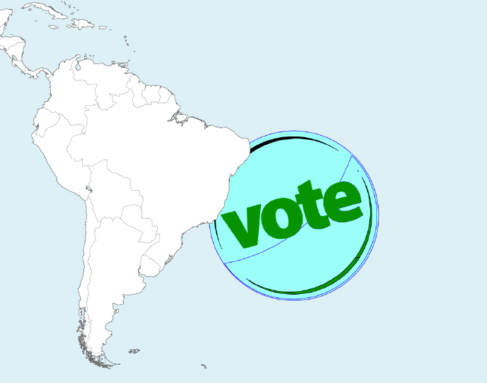 Use of electronic voting for the election of irrigation inspectors in Mendoza