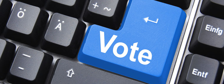 Romanians will be able to vote abroad with e-voting
